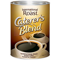 Instant Coffee - International Roast Tin - 1kg thumbnail