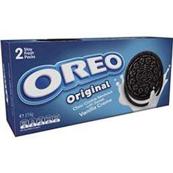 Nabisco Oreo Creams - 274g thumbnail