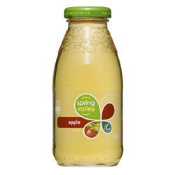 Glass Juice Bottle - Spring Valley - 250ml thumbnail