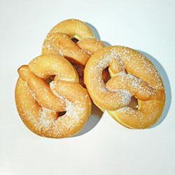 Berliner sweet pretzel thumbnail