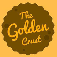 The Golden Crust logo