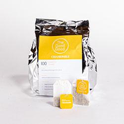 Chamomile - Organic string and tag thumbnail