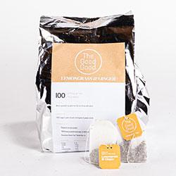 Lemongrass and Ginger - Organic string and tag thumbnail