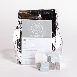 Peppermint - Organic string and tag thumbnail