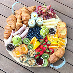 Breakfast grazing platter thumbnail