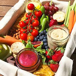 Vegan grazing platter thumbnail