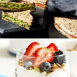 Gluten free breakfast menu set B thumbnail