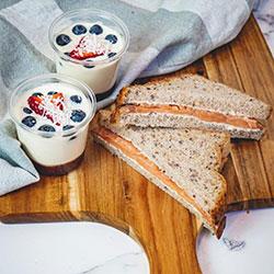 Gluten free Tour Eiffel breakfast thumbnail