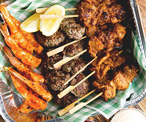 Grilled box thumbnail