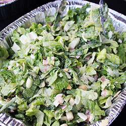 Caesar salad platter thumbnail