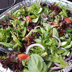 Garden salad platter thumbnail