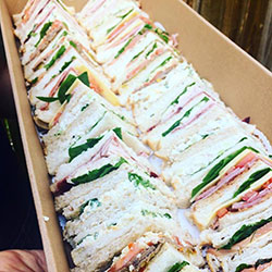 Triangle sandwiches thumbnail