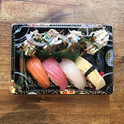 Assorted sushi pack thumbnail