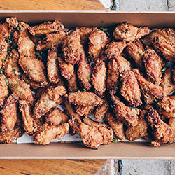 Vietnamese fried chicken wings thumbnail