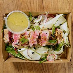 Grilled tuna salad thumbnail