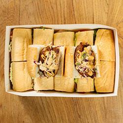 Crispy pork belly baguettes thumbnail