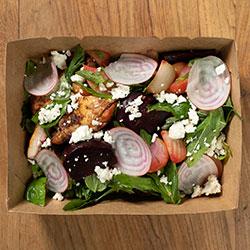 Chicken and beetroot salad thumbnail