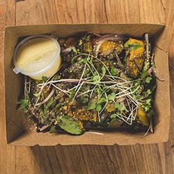Japanese pumpkin salad thumbnail