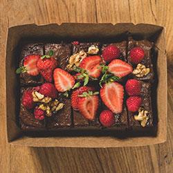Chocolate brownies thumbnail