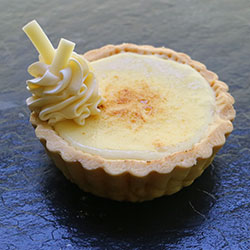 Lemon tart - individual thumbnail