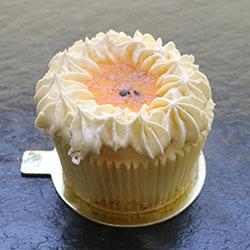 Passionfruit cheesecake - individual thumbnail