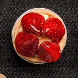 Summer berry fruit flan thumbnail