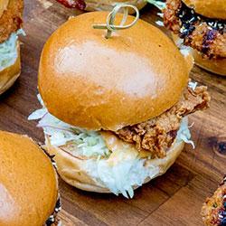 Southern fried slider thumbnail