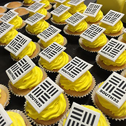 Branded cupcakes thumbnail