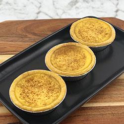 Custard tart - mini thumbnail