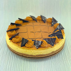 Caramel cheesecake thumbnail