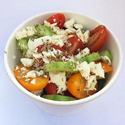 Heirloom tomato salad platter thumbnail