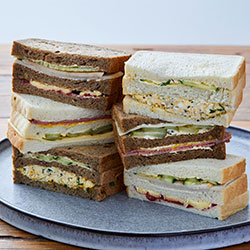 Ribbon sandwiches thumbnail
