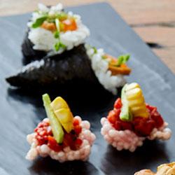 Sushi cones thumbnail