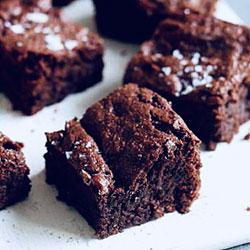 Triple chocolate fudge brownie thumbnail
