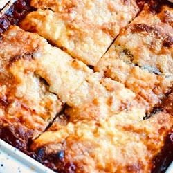 Vegetarian lasagne thumbnail