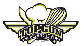 Topgun Catering logo