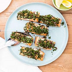 Salmon tarator thumbnail
