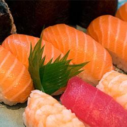Seafood nigiri thumbnail