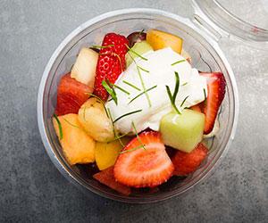 Fresh fruit salad thumbnail