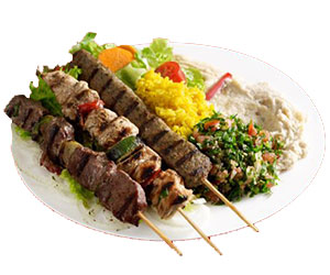 Shish meal thumbnail