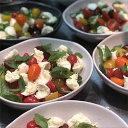 Classic caprese salad thumbnail