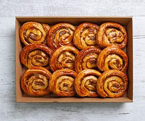 Cinnamon swirl thumbnail