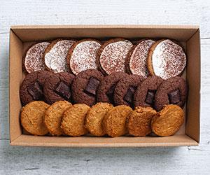 Gluten free cookie box thumbnail
