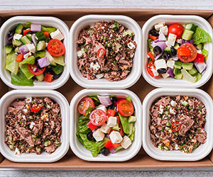 Mixed salad box thumbnail