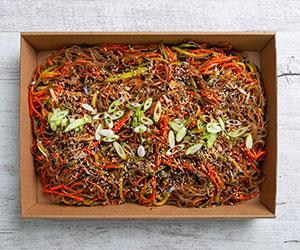 Teriyaki noodle salad thumbnail