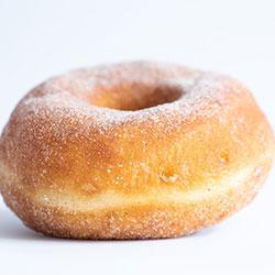 Cinnamon donut thumbnail