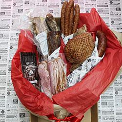 Sausage bouquet - dozen thumbnail