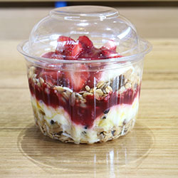 Muesli and yoghurt cup thumbnail
