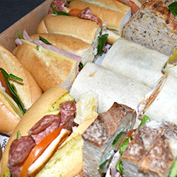 Mixed bread platter thumbnail