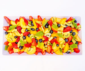 Fruit platter - serves 6 to 10 thumbnail